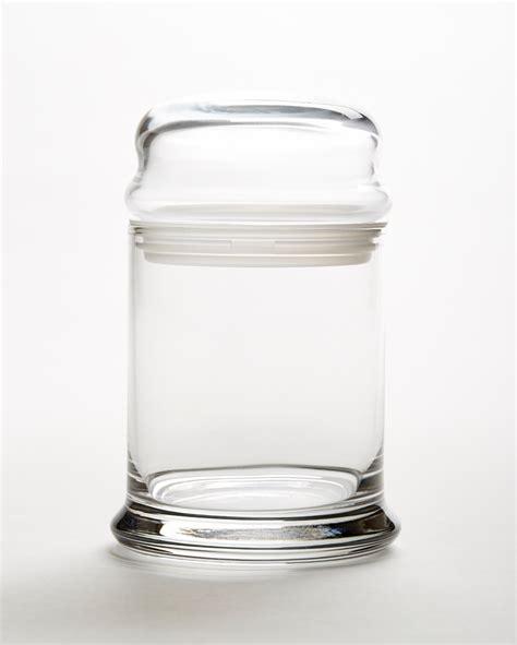 oz libbey status jar  candles storage