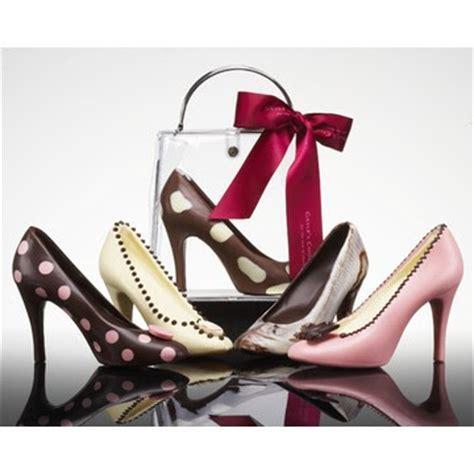 edible shoes chocolate made fashion o lic