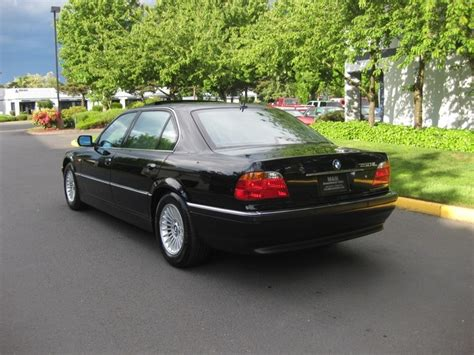 2000 Bmw 750il by 2000 Bmw 750il V12 Ultimate Luxury Every Possible Option