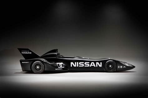 nissan race car delta wing nissan deltawing iedei