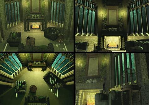 harry potter themed room