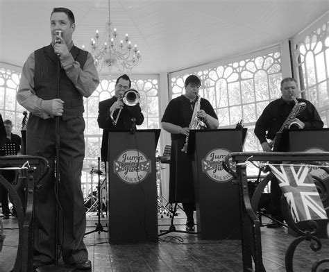 swing orchestra swing jazz band nottingham the vintage swing orchestra