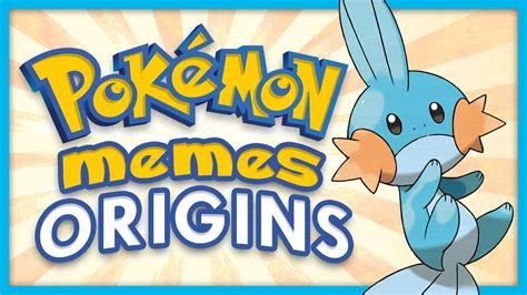 The Origin Of Memes - the origin of pokemon memes youtube