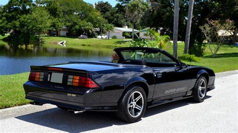 1992 camaro rs convertible 1992 chevrolet camaro rs convertible k77 1 kissimmee 2017