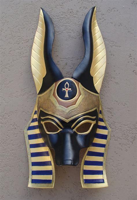 anubis mask template anubis mask template image mag