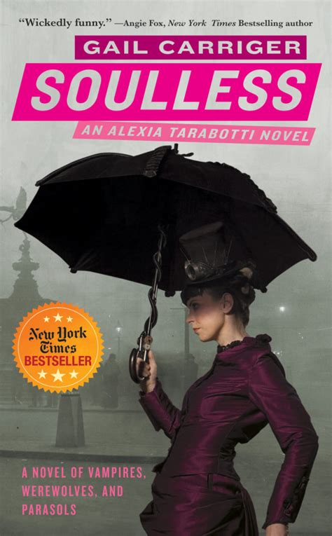 The Parasol Protectorate Gail Carriger