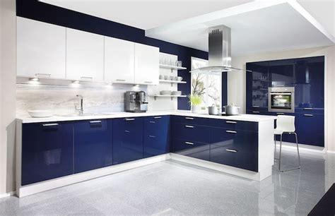 cuisine am駭ag馥 grise best meubles cuisine bleu gris photos lalawgroup us