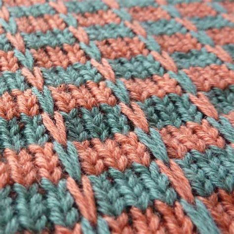 slip stitch knitting slip stitch knitting patterns images