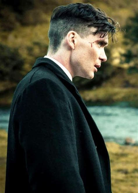 tommy shelby peaky this haircut hair and now