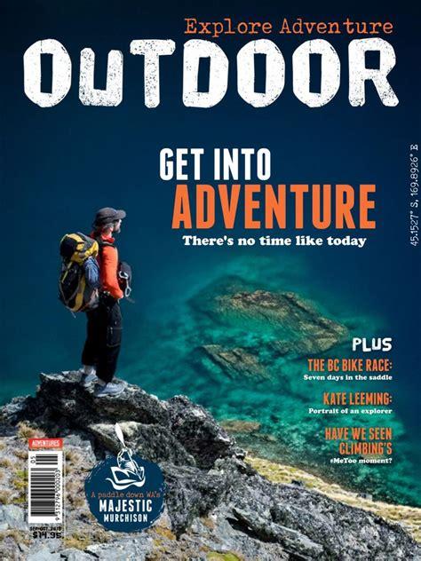 outdoor magazine september