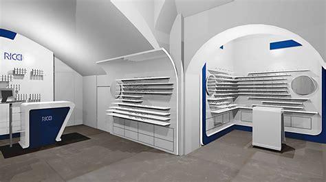 arredo negozi ottica ottica ricci arketipo design