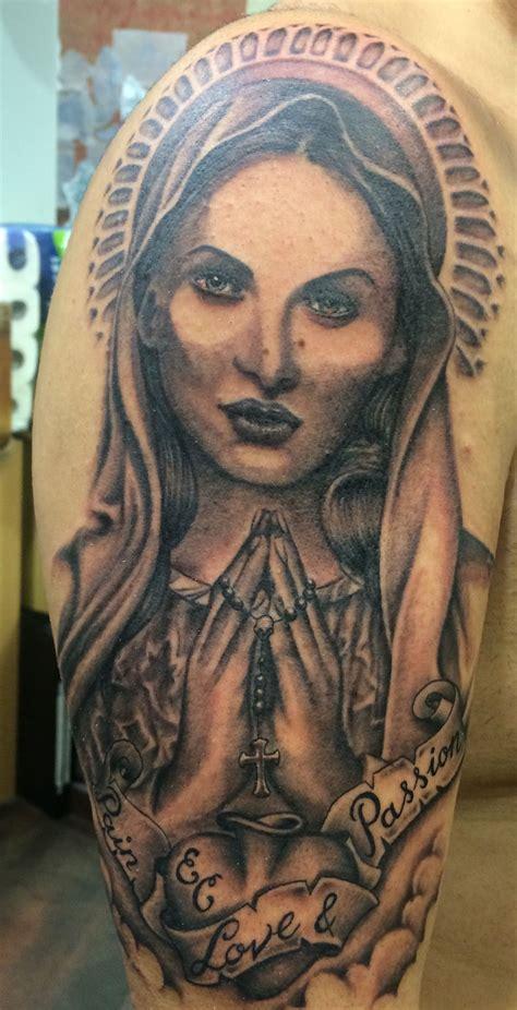 maria tattoo tatoos tattoos