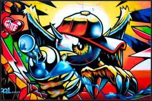 graffiti art wallpaper the warrior urban art wallpaper
