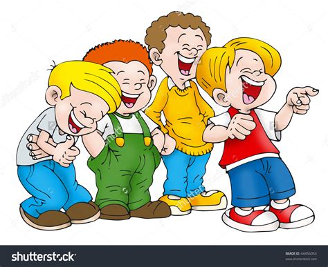 laughing clip clipart friends laughing clipground