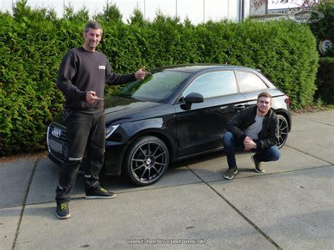 Audi A1 Felgen by Tripple A Autec Felgen F 252 R Den Audi A1 Und Tiefschwarze