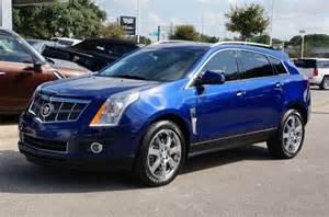 Cadillac Srx Blue 2012 Blue Cadillac Srx Other Vehicles Kdhnews
