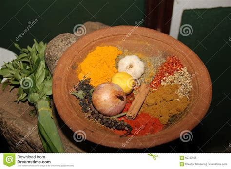 vegetables fruits berries and spices how to use simple and traditional cooking for benefit books spices bowl stock photo image 60733106
