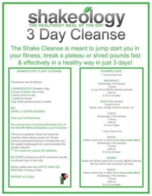 Nc 7 Day Detox by 2 Day Cleanse