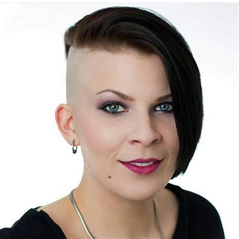 celebrity extreme short haircuts 1000 images about sidecut on pinterest beauty girls