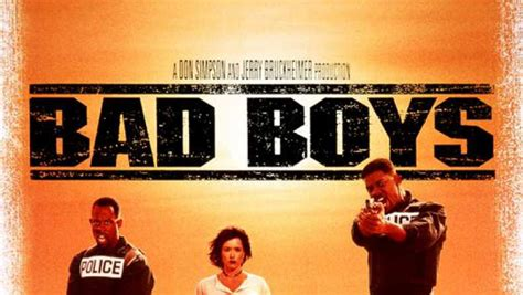 bad boys 1 1995 bad boys 1995 traileraddict