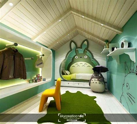 25 best ideas about totoro bedroom on