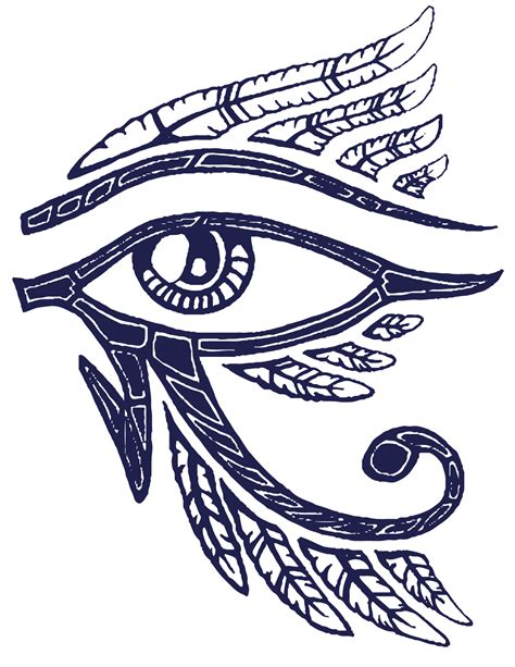 egyptian eye tattoo meaning the eye of horus the eye and its meaning