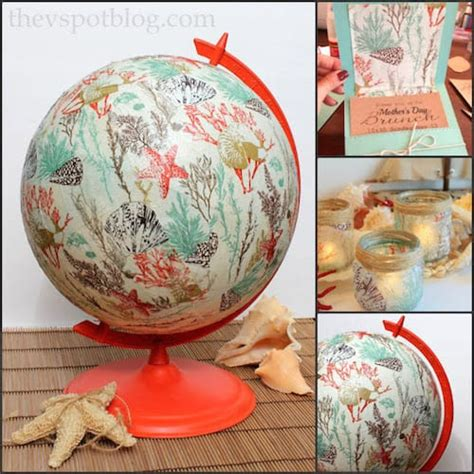 Decoupage Paper Ideas - 10 decoupage ideas with napkins mod podge rocks