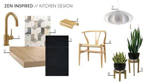 Zen Furniture Design Home Design Kitchen Furniture Accessories