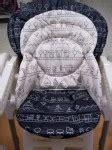 chaise haute chicco mamma housse de chaise haute chicco mamma