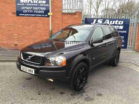 Volvo Xc90 2 Volvo Xc90 2 4 Geartronic 2004my D5 Se Car For Sale