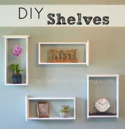 Pallet Upcycle Ideas - beautiful diy wall shelves of used drawers