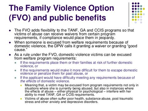 certification letter for victim of family violence waiver ckhs manager benefits domestic