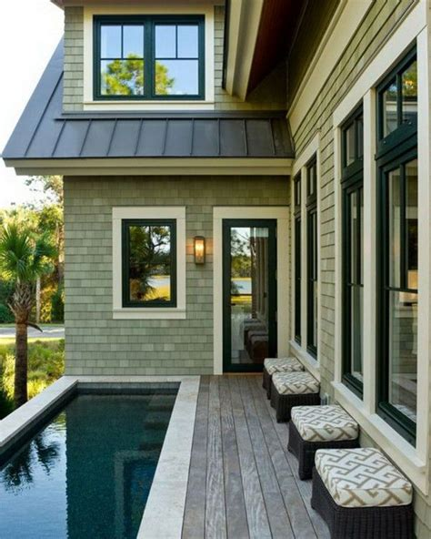 20948 Beige Black Blue Great Grid Casual Top 13 Best Houses With Green Roofs Images On