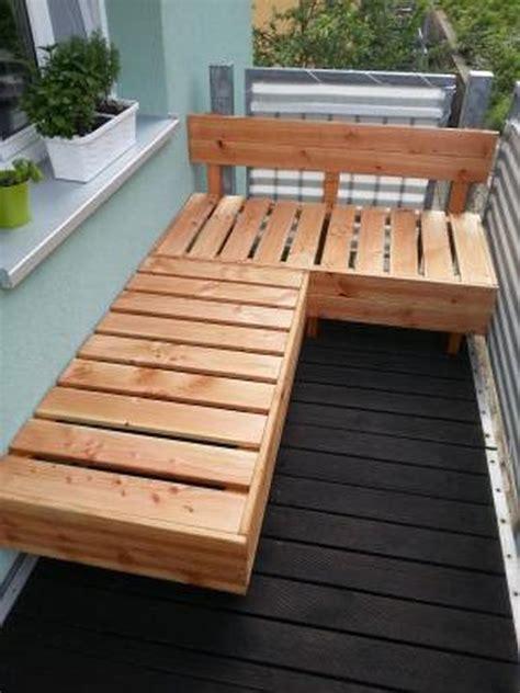 lounge selber bauen loungem 246 bel balkon selber bauen ubhexpo