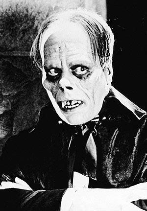 Lon Chaney Phantom Makeup