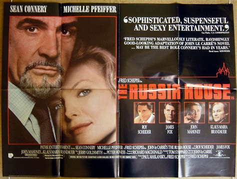 the russia house movie russia house the original cinema movie poster from pastposters com british quad