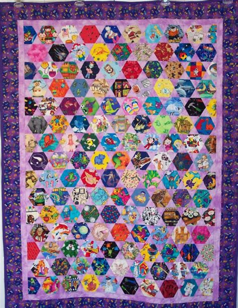 quilt pattern i spy i spy quilt pattern hexagon the new quilting design