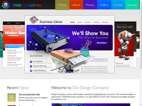 templates for website using jquery free download awesome jquery sliders web designing