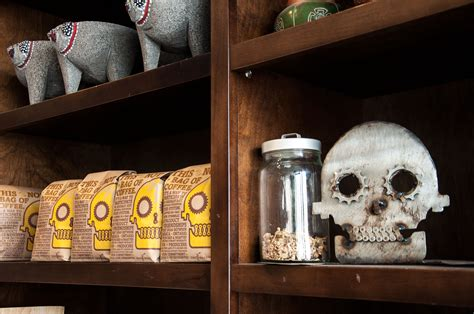 Skull Shelf by Pedal Powered Chocolatier Has Big Plans Dandyhorse Magazine