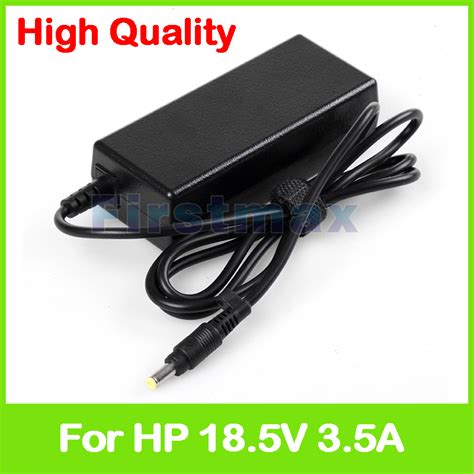 Terbatas Adaptor Hp 18 5v 3 5a Colokan Kuning 18 5v 3 5a 65w laptop ac power adapter for compaq tablet