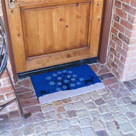 Cape Cod Doormat Quot Blue Sky Holiday Doormat Quot