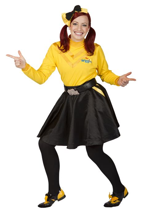 Born to Wiggle: Interview with Yellow Wiggle ? Emma