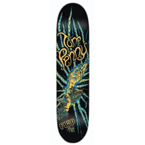 skateboard deck flip tom skateboard deck evo