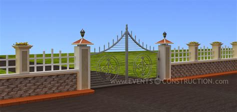 indian house front boundary wall designs google search exterior boundary wall designs google search fences
