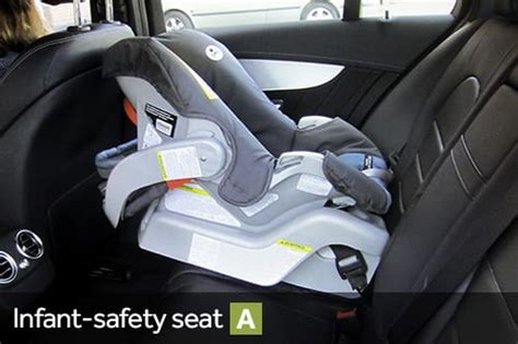 Mercedes Infant Car Seat by 2015 Mercedes C Class Car Seat Check