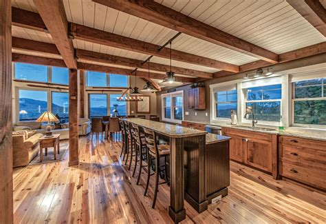 a frame kitchen ideas timber home living your guide to the timber home lifestyle