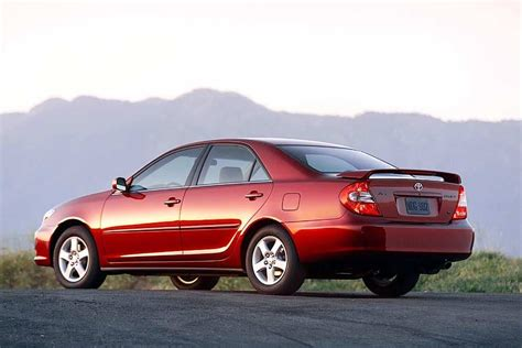 2004 Toyota Camry Recalls 2004 Toyota Camry Reviews Specs And Prices Cars