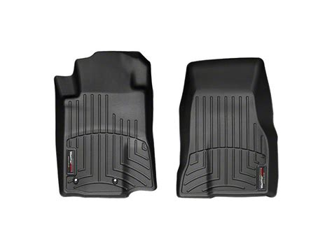 Where Can I Buy Weathertech Floor Mats by Weathertech Mustang Front All Weather Floor Liners Black