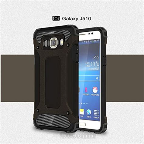 Samsung Galaxy J5 2016 Rugged Shock Proof Armor Hybrid Soft galaxy j5 2016 cocomii commando armor new heavy duty premium tactical grip dustproof