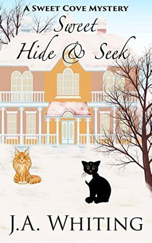 sweet spirits of three a sweet cove mystery volume 13 books sweet hide and seek sweet cove mystery 9 by j a